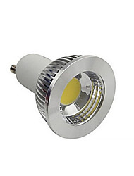 1 PC gu10 3w 1cob 250-300lm 2800-3500 / 6000-6500k blanco caliente / blanco fresco luces ac 220v