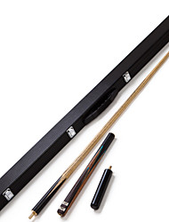 3/4 Jointed Handmade ash snooker/Pool Cue LP C03 billiard cue+Cue Case