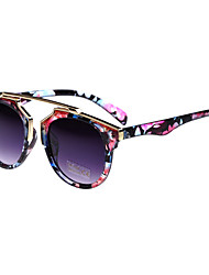 Sunglasses Women's Classic / Retro/Vintage Cat-eye Black Sunglasses