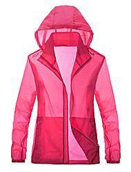 Top/Giacche a vento/Jersey/Su misura - Campeggio e hiking/Pesca/Attività ricreative/Spiaggia/Ciclismo - Per donna - Maniche lunghe -