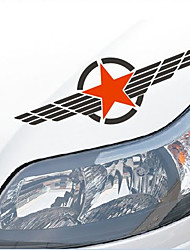 Car Stickers with The Emblem of Air Force Car Styling