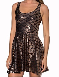 Fair Lady®Mermaid Dress 180gsm Milk Fiber lady Jumper Skirt MC1