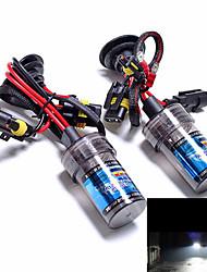 HB4 12V 55W Xenon Hid Replacement Light Bulbs 5000k