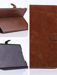 bussiness antiken einfarbigen PU-Leder Smart Cover / Folio Hüllen iPad 2/3/4 (farblich sortiert)
