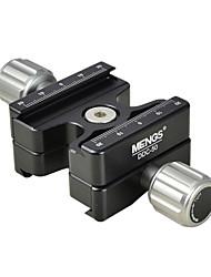 mengs® DDC-50 дважды быстро Ослабить хомут М6 крепежного винта