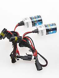 H3 35W 6000K HID Xenon Lights with Ballasts Kit (DC 9~16V)