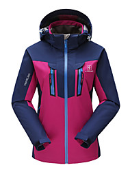 Women's 3-in-1 Fashionable Outdoor Jackets
