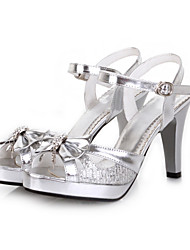 Women's Shoes Customized Materials Stiletto Heel Slingback / Gladiator / Comfort / Novelty / Ankle Strap / Round Toe /