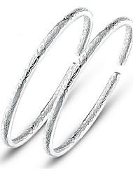 KIKI 925 Bohemia silver silver bracelet (single)