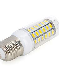 10W E26/E27 Ampoules Maïs LED T 56 SMD 5730 800-1000 lm Blanc Chaud / Blanc Froid Décorative AC 100-240 V 1 pièce