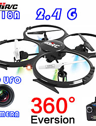 UDI RC Helicopter Quadrocopter with Camera 300,000 pixels Battery 500 mA 2.4G Professional UFO Drones