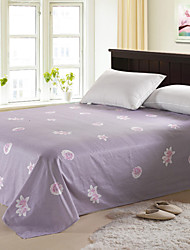 Yuxin® Flat Sheet Fashion Comfortable Twin/Full/Queen/King/Cal King Size