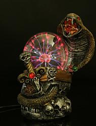 Zodiac snake model resin magic ball birthday crafts