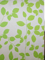 Country Little Green Leaves Window Film W0.9m x L5m