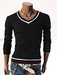 Wans fashion slim long sleeve t-shirt