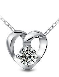 925 prata de alta qualidade handwork elegante colar de Aimei mulheres