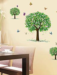 autoadesivi della parete decalcomanie della parete, grandi adesivi murali albero pvc
