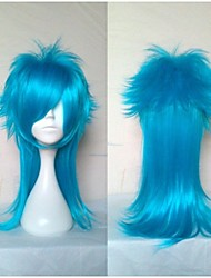 2 Colors New Stylish  Cosplay Wig Synthetic Hair Wigs  Long Curly Animated Wigs Party Wigs
