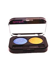 3 Eyeshadow Palette Matte / Shimmer Eyeshadow palette Powder Normal