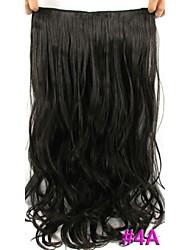 pièce ne brillante de cheveux de vague de corps