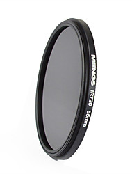 MENGS® 55mm Infrared Filter IR 720nm With Aluminum Frame For Camera