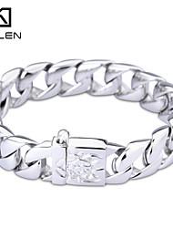kalen guangzhou jóias de alta qualidade novo design pulseira argentina masculina
