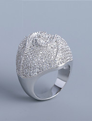 GL 925 Silver Women's Ring Factory From China