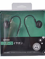 Sports iPhone 6 iPhone 6 Plus In-Ear Earphones MP3/MP4 Headphone with Mic