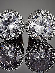 Masoo Women' High Quality Crystal Earrings