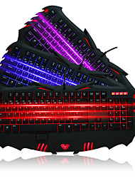 AULA The Dabkin Blade Gaming Luminous Keyboard
