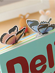 Han Edition Lovely Butterfly Bookmarks(Random Color)