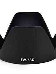 mengs® стекаются EW-78D форма лепестка бленду для Canon EF 28-200mm F / 3.5-5.6usm, EF 28-200mm F / 3.5-5.6