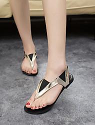 Loubo Women's Shoes Flat Heel Flat Sandals