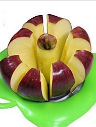 нержавеющая сталь большой бур Slicer легко резак фруктов нож