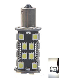 Car Modification Accessories 40-SMD5050 1156  10W LED White Light Fog Light Brake Light Reversing Light (12V)