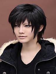 angelaicos drrr izaya Orihara garçon short noir des hommes couches costume d'Halloween Harajuku perruques cosplay manga du parti