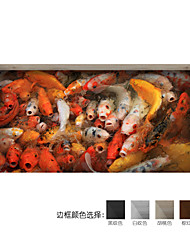 3D The Carp Table Stickers Table Decals