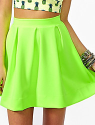 Women's Casual Skirts (Chiffon)
