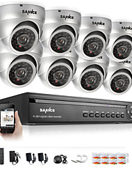 CCTV DRV KIT ( 16 Kanäle , 1 Kanal ) - Babyzimmer/Hinterhof/Vordert¨¹r?/Garage? - B¨¹ro/Laden?/Lager/Schule/Stra?e