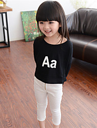 Girl's Summer  Fashion Batwing Sleeve T-shirts