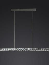 UMEI™ Pendant Lights Crystal/LED Modern/Contemporary Bedroom/Dining Room/Study Room/Office Metal/90-240V
