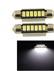 Luce strumentale/Luce di lettura - Auto - LED 6000K