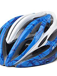 Casco (Amarillo/Rojo/Azul/Plateado , EPS) - Montaña/Carretera - de Ciclismo/Ciclismo de Montaña/Ciclismo de Pista Unisex 23 Ventoleras