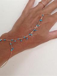 Women's Cute/Party/Casual Alloy Charm Bracelet