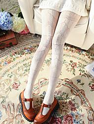 Women's Vintage Retro Pattern Pantyhose
