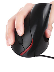 Wired vertical mouse Ergonomic Design mice 5 Buttons optical usb PC Laptop Computer Optical Mouse