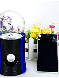 AllSpark ®HiFi Bluetooth Electrostatic Ion Music Speaker with TF card/USB/3.5mm Jack