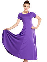 Dancewear Viscose Modern Dance Dress for Ladies More Colors