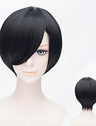 Bleach Kuchiki Rukia black FASHION Short Anime Cosplay Wig