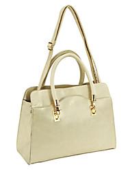 Anladia Ladies Luxury Leather Handbag Celebrity Shoulder Bag Tote Satchel with Long Strap